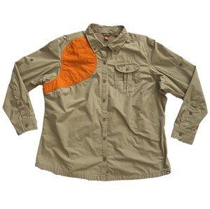EDDIE BAUER Palouse Hunting Shooting Shirt, 2XL